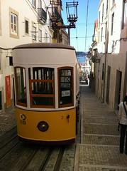 Elevator tram