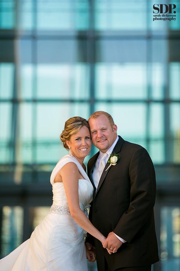 Kansas City wedding photography Kemper Performing Arts Center