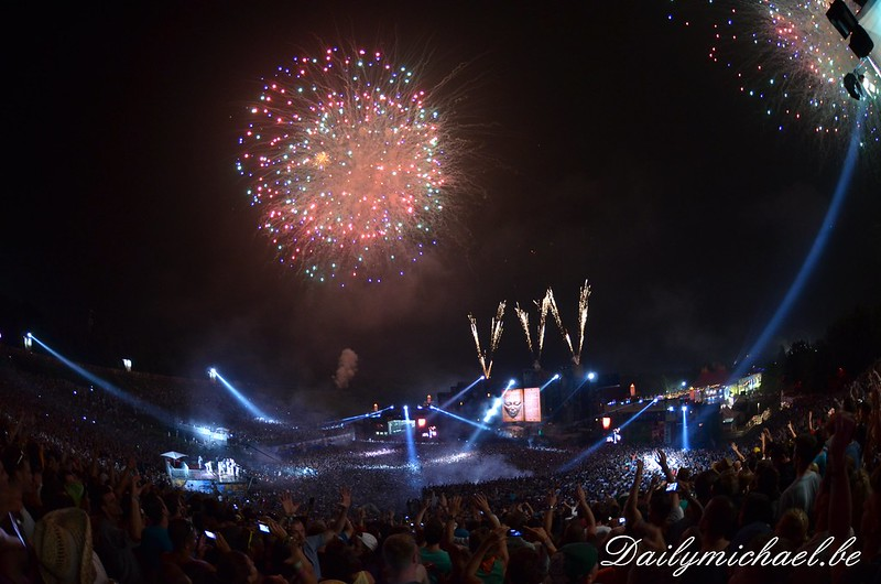 Tomorrowland 2012 (27-07-2012)