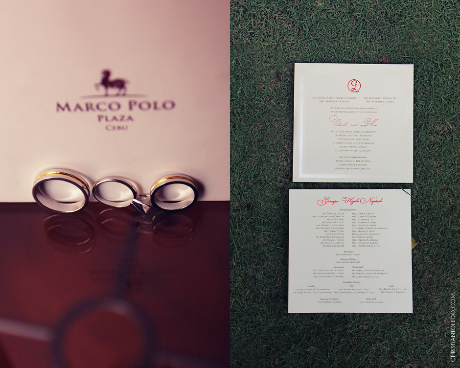 Cebu Wedding Photographer, Marco Polo Plaza cebu