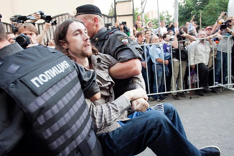 Задержание у Хамсуда