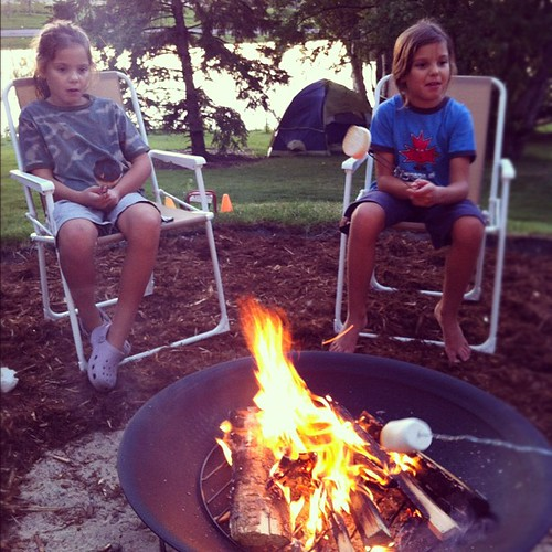 fire pit season