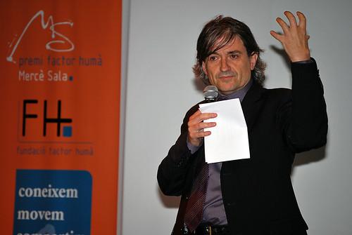 IV Premi Factor Humà Mercè Sala