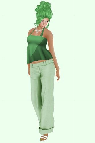 <50 Shades of Green