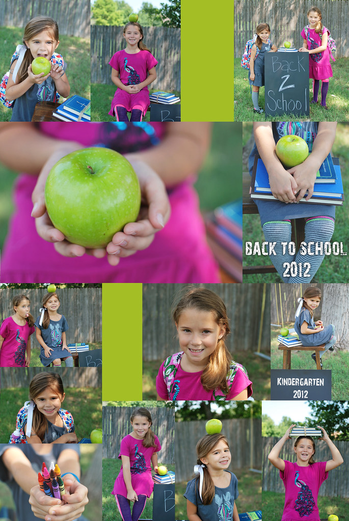 back to school collage 2012
