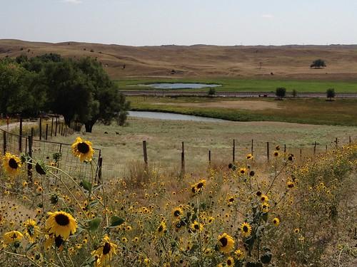 Nebraska Sandhills - Loup River - Seneca