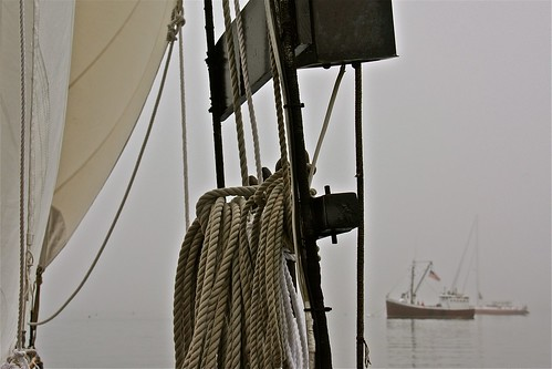 Sailing in Thick Fog 03