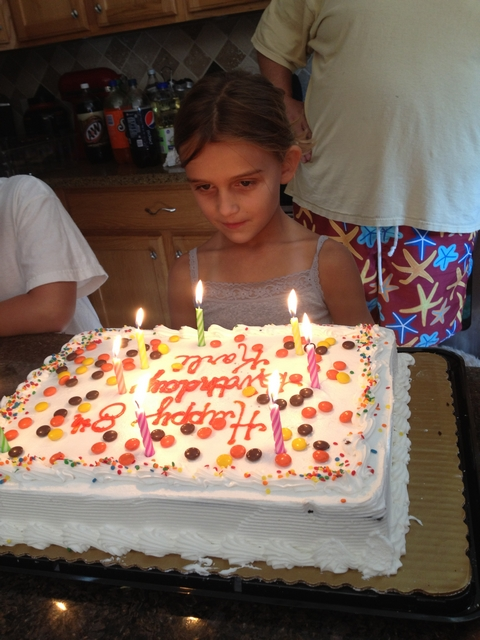Karli 8th Birthday Party