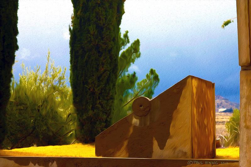 Poplar View, Arcosanti