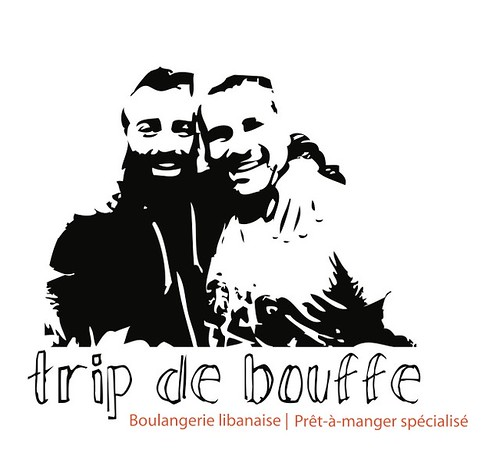 Trip de bouffe | logo