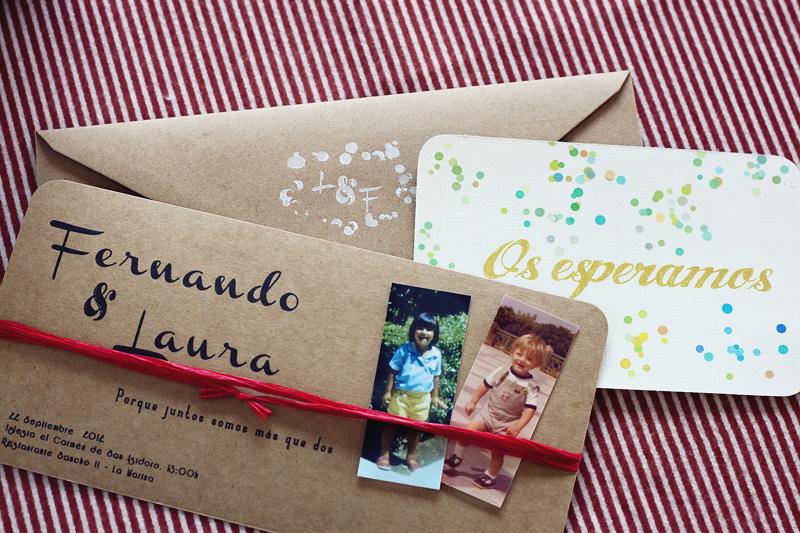 invitación Laura y Fernando completa