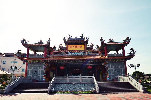 Dragon Lord Chinese Temple @ Teluk Intan3