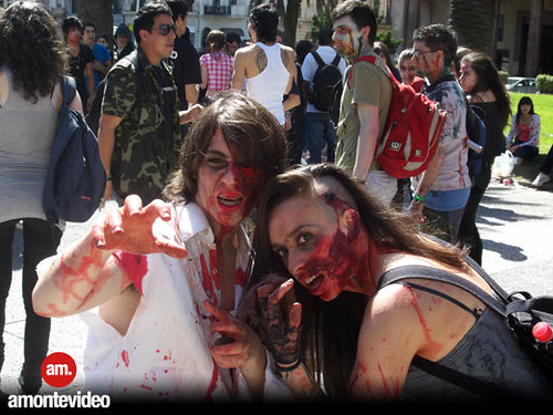 Zombies en Montevideo 1