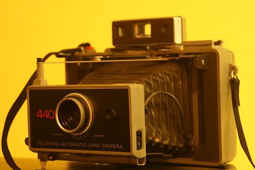 polaroid 440