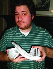 Jonathan Hood, extreme rebater