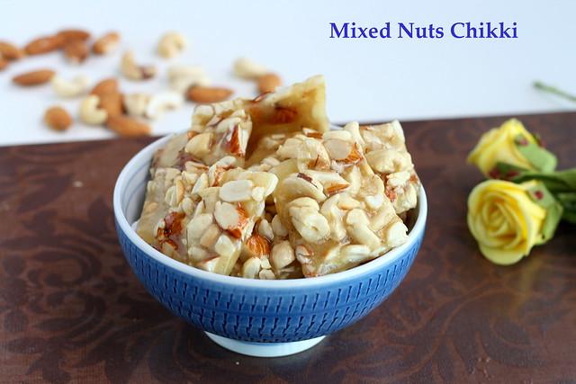 Mixed Nuts chikki 2