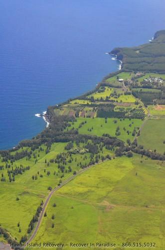 Landscape of Hawaii