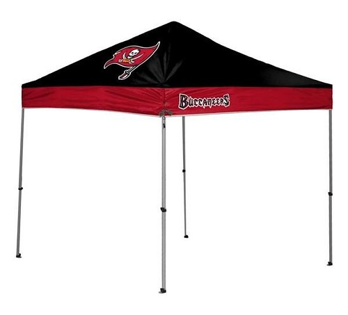 T&a Bay Buccaneers TailGate Canopy/Tent  sc 1 st  Tailgatorz & NFL Sports Team Canopies u0026 Tents