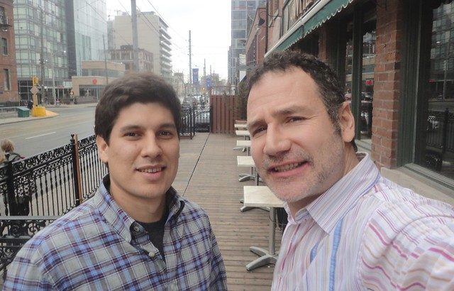 wheat sheaf, growth hacking, Toronto, Christian Contreras