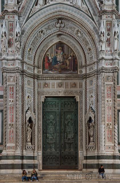 Duomo Door Front