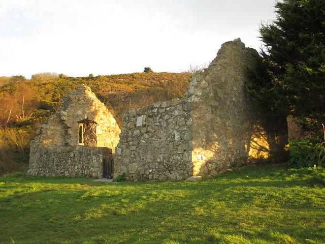 Old Ruined Church