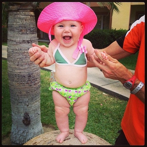 Who is excited about the beach? #cabobaby !