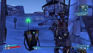 Borderlands 2 on PS Vita