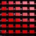 Balconies in Red by elen@c