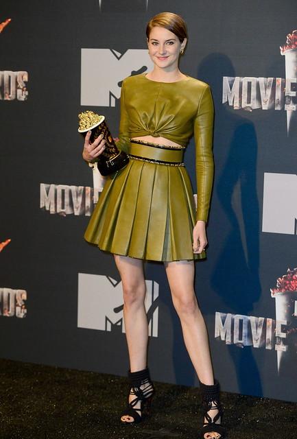 MTV Movie Awards 2014 - Press Room