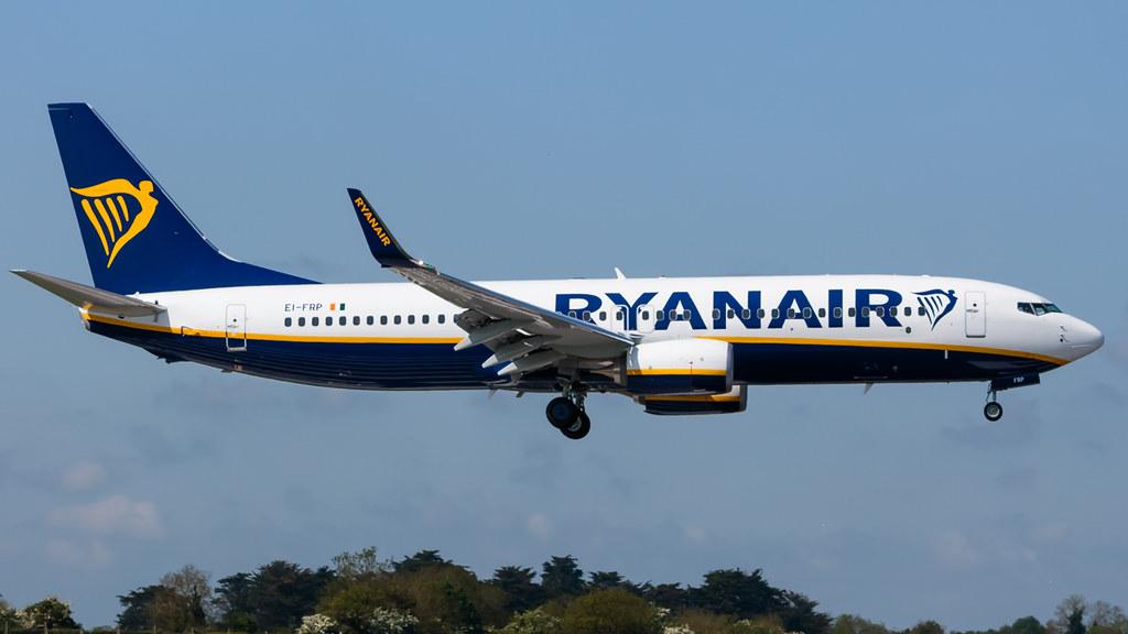 EI-FRP - B738 - Ryanair