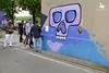 FestiWall : Mur de Mat Elbé et Tarek