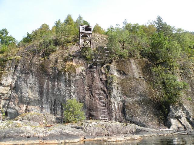 Fishing Hut Norway