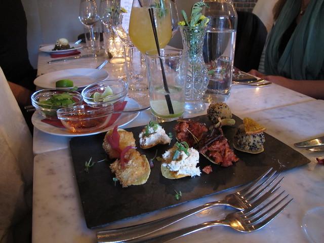 friday, dinner at tikal, helsingborg