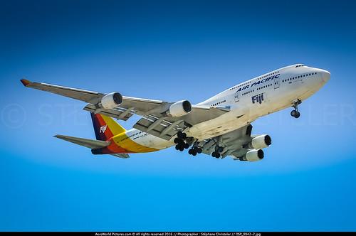 B744 - Boeing 747-412