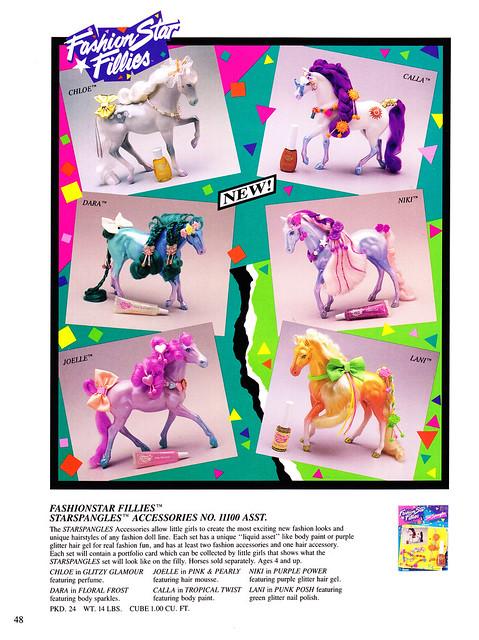Fashion Star Fillies (KENNER) 1987 - 1989 6851387216_e8bb8908d4_z