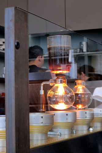 San Francisco - SoMa: Blue Bottle Coffee - Siphon Coffee