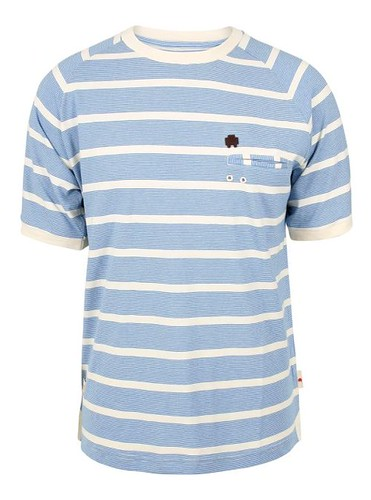 Marshall-Artist-Classic-T-Shirt-Blue