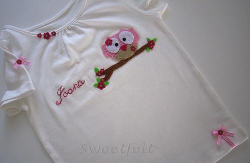 ♥♥♥ A caminho de Leiria, para a Joaninha... by sweetfelt \ ideias em feltro