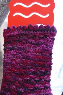 Woven Socks 021