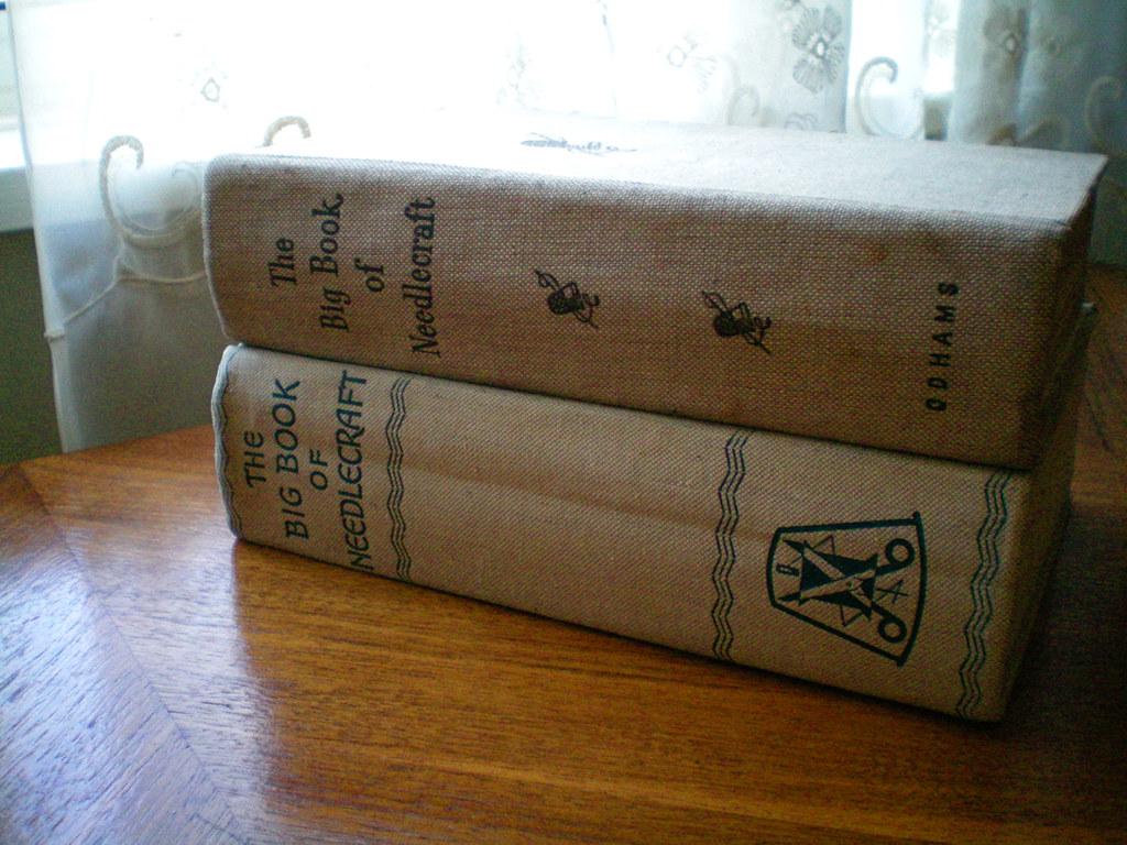 The Big Book(s) Of Needlecraft