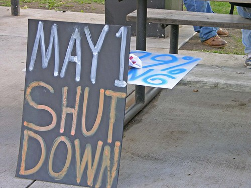 May1 shut down
