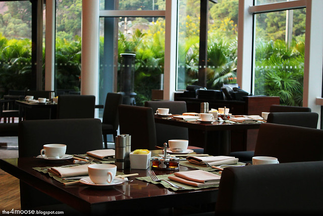 Hyatt Regency Shatin - Cafe
