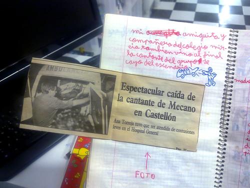 Álvaro va a un concierto de Mecano (2)