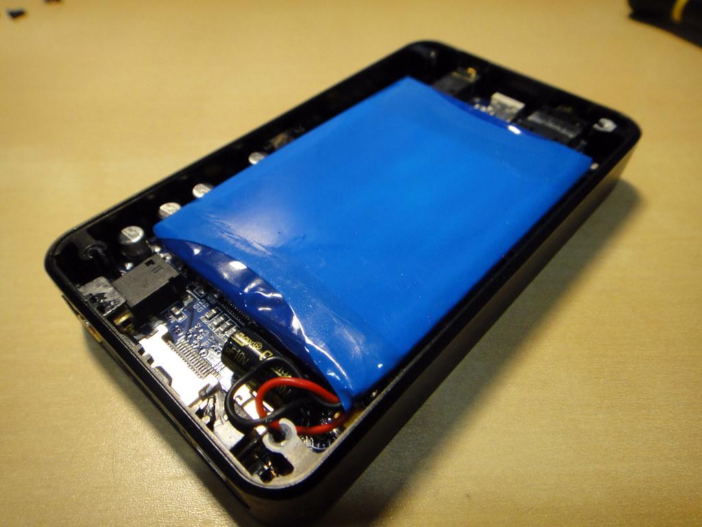 Fiio E17電池