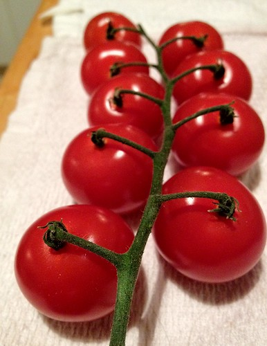 Day 147 of Project 365: Nice Tomatoes