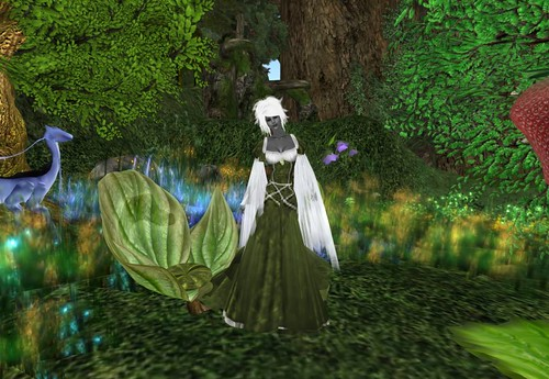 Elemental~Earth Gown Set-Group Gift by Cherokeeh Asteria