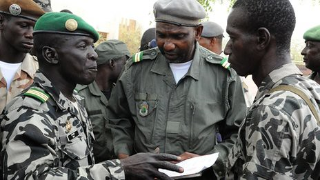 Soldiers in the West African state of Mali have staged a coup due to the failure of the Bamako government to handle a burgeoning rebellion in the north of the country. The coupmakers may be backed by the imperialist states led by the US. by Pan-African News Wire File Photos