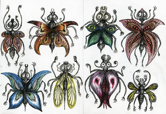 uglyButterflies