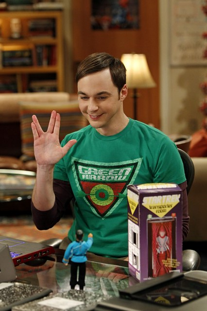 Sheldon & Spock