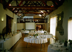 the venue - corn barn